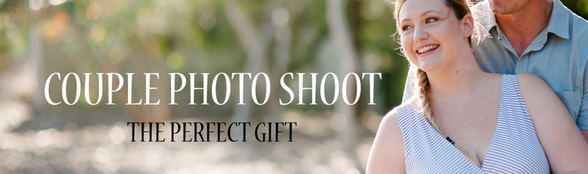 photo shoot Christmas gift