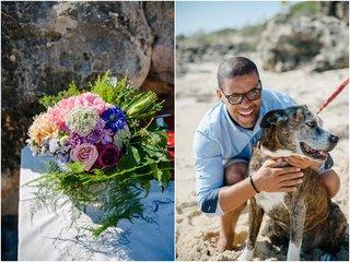 Tory and Hamid  | Perth Beach Wedding Photographer