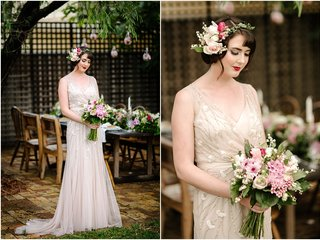 Vintage Garden Wedding Style Shoot | Perth Wedding Photographers